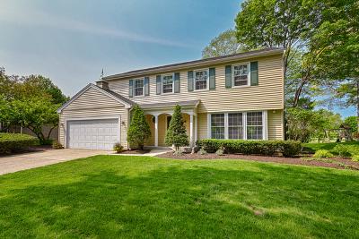 Wheaton Single Family Home For Sale: 2054 Dorset Drive