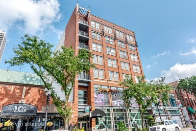 Condo/Townhouse For Sale: 1515 North Wells Street #5B