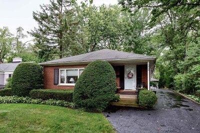 Glenview Single Family Home For Sale: 1952 Linneman Street