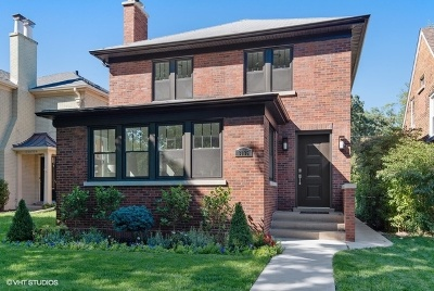 Single Family Home For Sale: 3035 Thayer Street