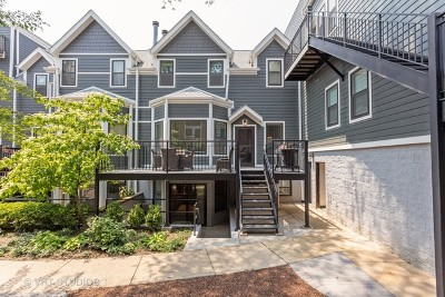 Condo/Townhouse Price Change: 1144 West Newport Avenue #C