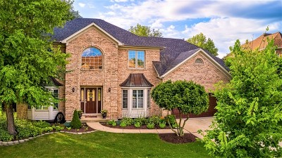 Aurora Single Family Home For Sale: 858 Clarendon Lane