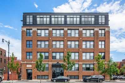 Chicago Condo/Townhouse For Sale: 2911 North Western Avenue #205
