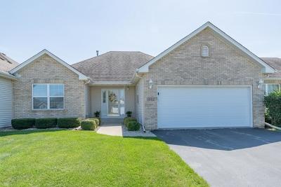 Yorkville Single Family Home New: 332 Garden Circle