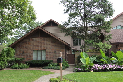 Hinsdale Condo/Townhouse For Sale: 1439 Fox Lane