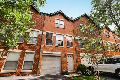 Condo/Townhouse For Sale: 1487 North Clybourn Avenue #F