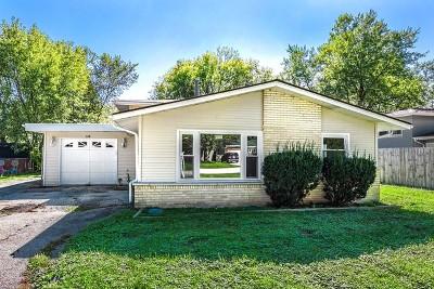 Aurora Single Family Home For Sale: 508 Lakelawn Boulevard