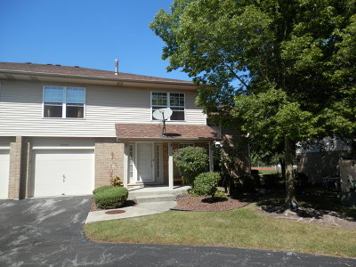 Midlothian IL Condo/Townhouse For Sale: $144,500