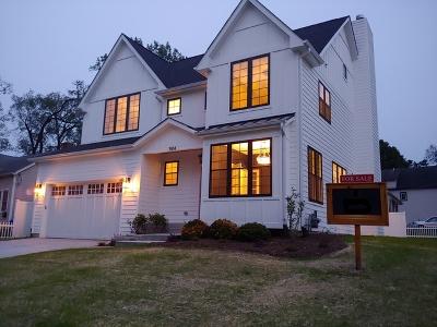 Wheaton Single Family Home For Sale: 1504 Hill Avenue
