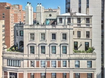 Condo/Townhouse For Sale: 1325 North Astor Street #13