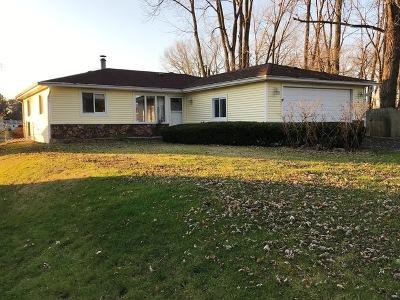 McHenry Single Family Home For Sale: 518 Livingston Street