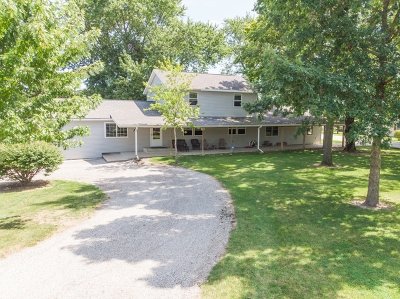 Single Family Home For Sale: 14349 North 900 East Road