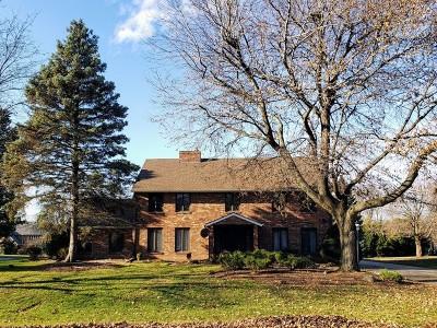 Joliet Single Family Home For Sale: 3503 Bankview Drive
