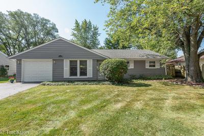 Woodridge Single Family Home For Sale: 2635 Jonquil Lane