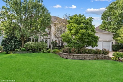 Naperville Single Family Home For Sale: 2620 Newton Avenue