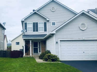 Joliet Condo/Townhouse For Sale: 3107 Nantucket Drive