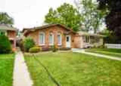 Alsip Single Family Home For Sale: 3736 West 116th Street