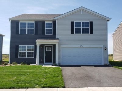 Pingree Grove Single Family Home For Sale: 1715 Bayberry Lane