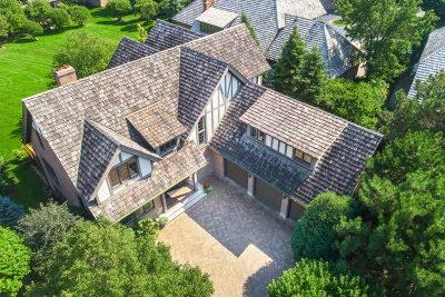 Burr Ridge Single Family Home For Sale: 203 Kenmare Drive