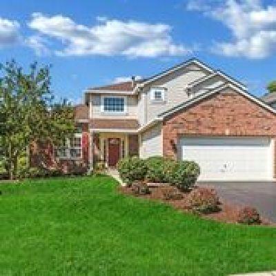 Woodridge Single Family Home For Sale: 1176 Hillcrest Lane