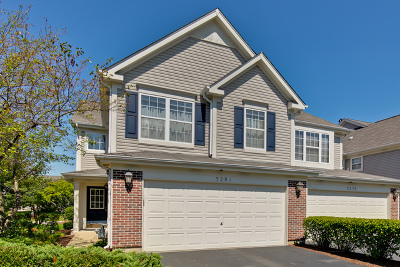 Naperville Condo/Townhouse For Sale: 3281 Cool Springs Court #3281