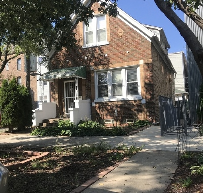Single Family Home For Sale: 2140 North Claremont Avenue