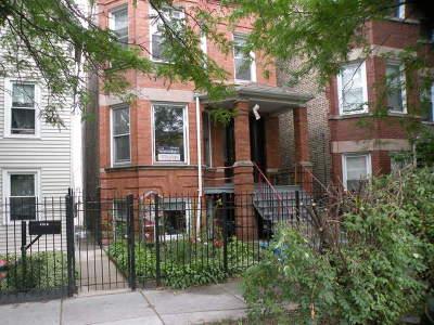 Multi Family Home For Sale: 2859 North Central Park Avenue