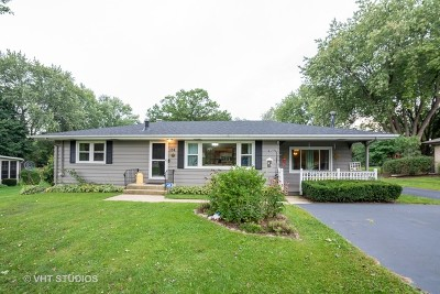 Chicago, Aurora, Elgin, Hammond, Joliet, Kenosha, Michigan City, Naperville Single Family Home New: 134 South Airlite Street
