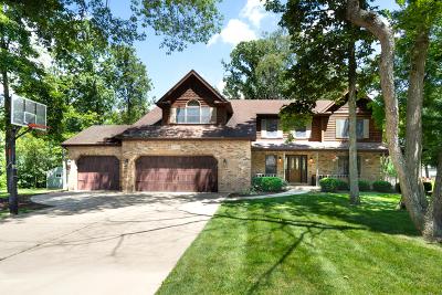 Sugar Grove Single Family Home For Sale: 1933 Fays Lane
