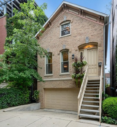 Single Family Home For Sale: 1454 North Wieland Street
