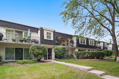 Naperville Condo/Townhouse For Sale: 1105 Royal St. George #202