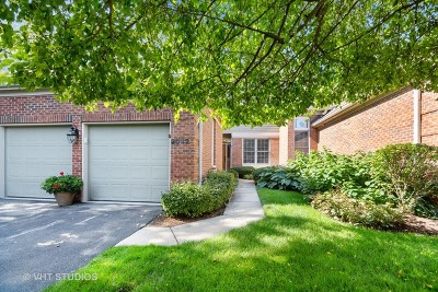 Glenview Condo/Townhouse For Sale: 2042 Trent Court