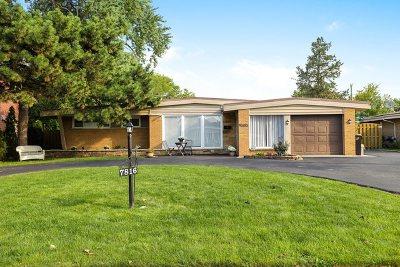 Norridge IL Single Family Home New: $419,000