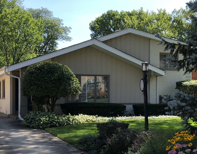 Hinsdale Single Family Home For Sale: 231 South Thurlow Street