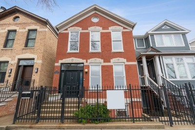 Single Family Home For Sale: 2253 North Greenview Avenue