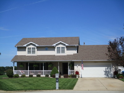 Bourbonnais Single Family Home New: 475 North Luxford Court