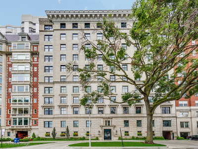 Condo/Townhouse For Sale: 229 East Lake Shore Drive #4W