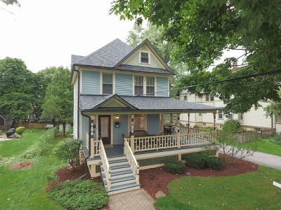 Wheaton Single Family Home For Sale: 321 East Union Avenue