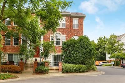 Naperville Condo/Townhouse For Sale: 713 Prescott Court