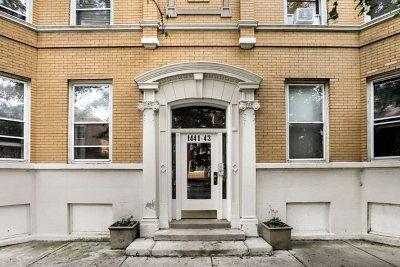 Condo/Townhouse New: 1441 West Waveland Avenue #1E