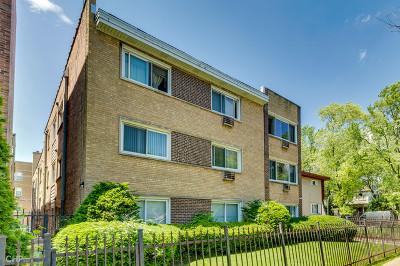 Condo/Townhouse For Sale: 6970 North Ashland Boulevard #2C
