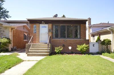 Des Plaines Single Family Home For Sale: 1710 Illinois Street