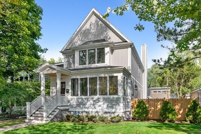 Single Family Home For Sale: 2305 Hastings Avenue