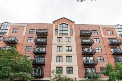 Condo/Townhouse For Sale: 1155 West Madison Street West #306