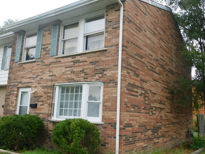 Kankakee Condo/Townhouse For Sale: 172 S Hillcrest Avenue