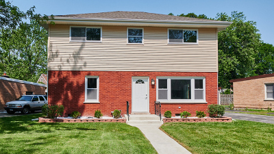 Alsip Single Family Home For Sale: 11600 South Lee Road