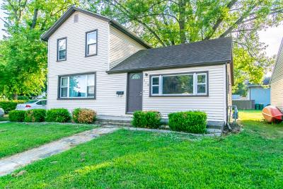 Wilmington IL Single Family Home Price Change: $117,500