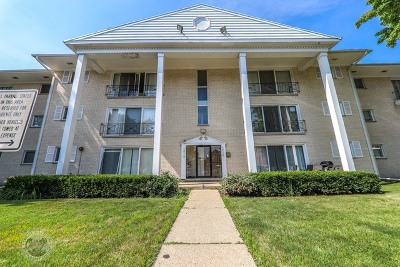 Skokie Condo/Townhouse For Sale: 10119 Old Orchard Court #204