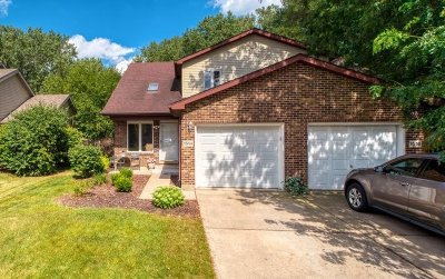 Lockport Condo/Townhouse For Sale: 1514 Peachtree Lane