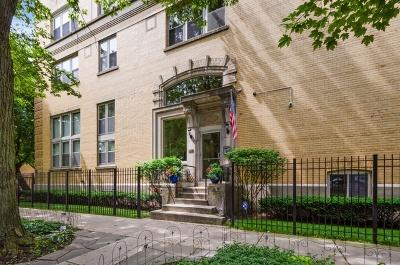 Condo/Townhouse For Sale: 3900 North Claremont Avenue #105